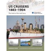 US Cruisers 1883–1904 - eBook