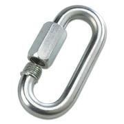 Peerless Quick Links, 5/16 in, 1,760 lb Load, Bright Zinc