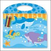Sea Life Doodle Pad