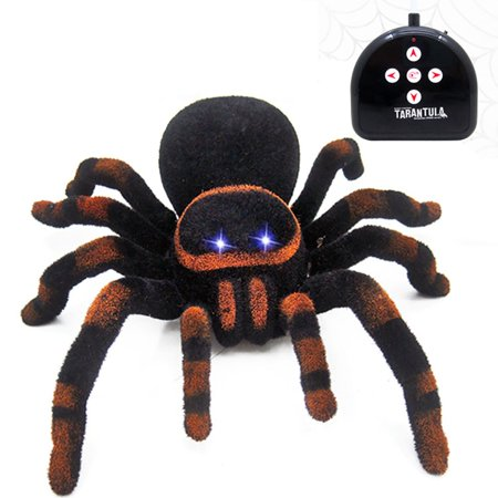 Children Simulation Tarantula Remote Control Spider Tidy Scary Toy - image 6 of 6