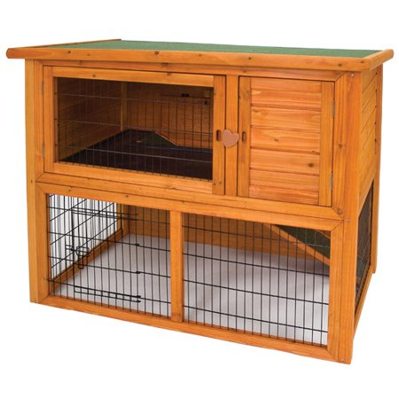 Premium Plus Hutch - Ware Manufacturing Premium Penthouse Rabbit Hutch