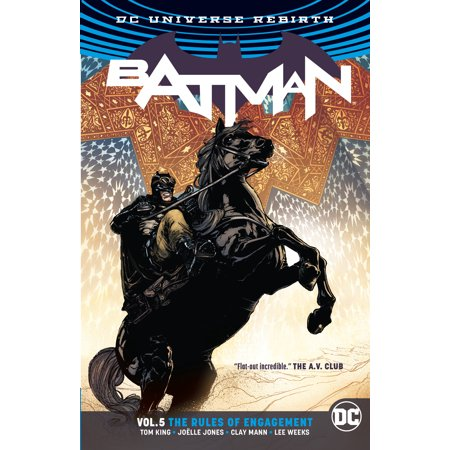 Batman Vol. 5: Rules of Engagement (Rebirth) (Rules Of Engagement Volume 2)