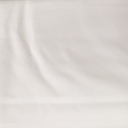 100 White Percent Cotton Solid Flannel Quilting Fabric, 8 yds, 44