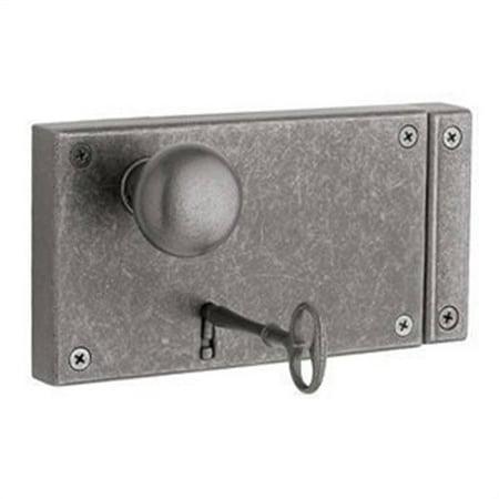Baldwin Hardware 5634.003.R Horizontal Rim Lock Front Door
