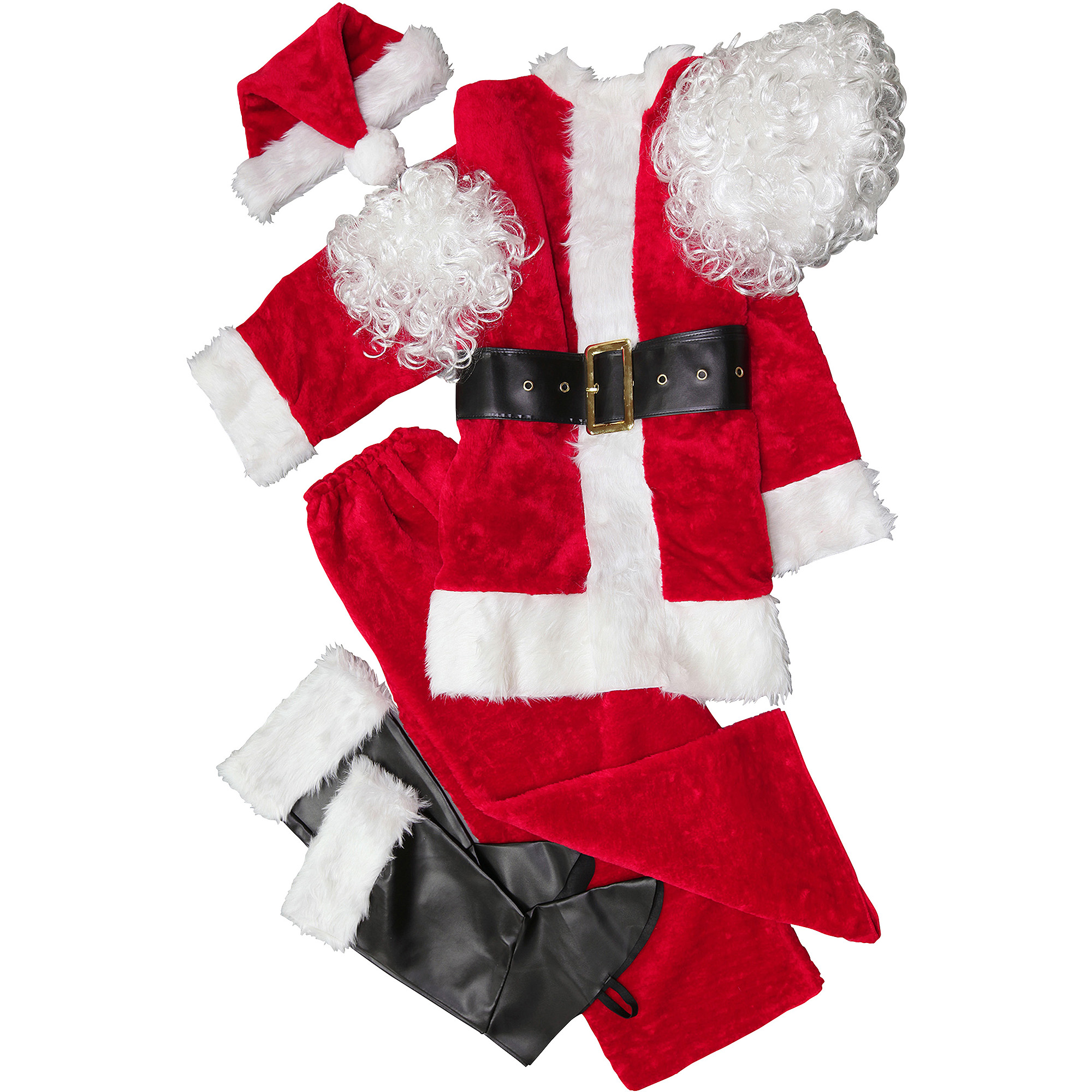 Holiday Time Santa Costume