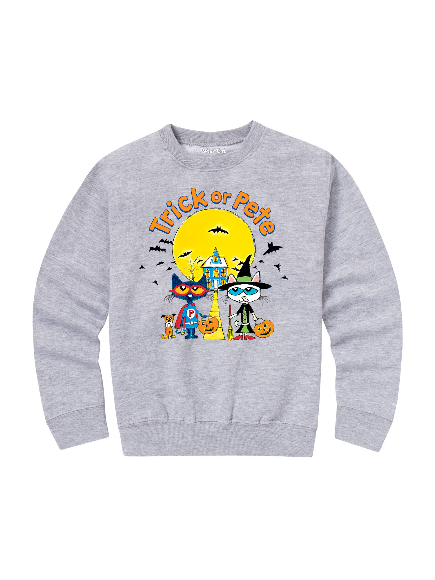 Ptc Trick Or Pete - Toddler Crew Fleece