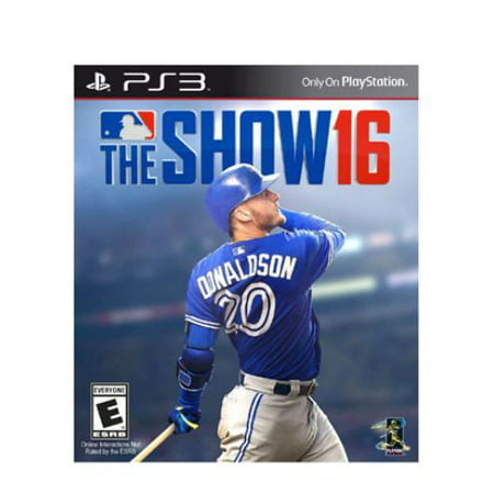 Sony 3001089 Ps3 Mlb 16 The Show (Mlb The Show 16 Road To The Show)
