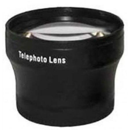 Tele Lens for Sony DCR-HC46, Sony DCR-HC94, Sony DCR-DVD101, Sony DCR-DVD105, Sony DCR-DVD201, Sony DCR-DVD205 Tele Lens for Sony DCR-HC46, Sony DCR-HC94, Sony DCR-DVD101, Sony DCR-DVD105, Sony DCR-DVD201, Sony DCR-DVD205Not made by Sony