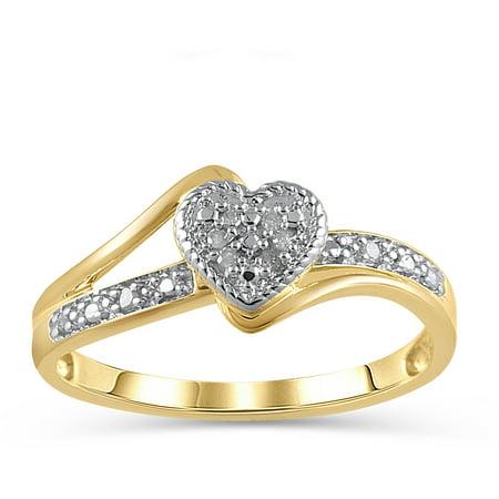 diamond heart promise rings - photo #31