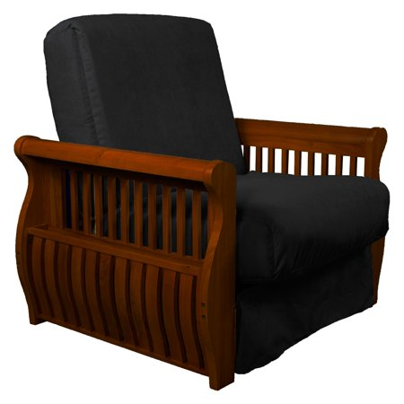 Epic Home Furnishings Sydney Perfect Sit & Sleep Pocketed Coil Innerspring with Pillow Top Sleeper Chair ()