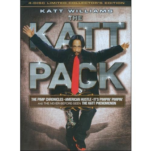 Katt Pack: The Pimp Chronicles, Part 1 / American Hustle / It's Pimpin' Pimpin' / The Katt Phenomenon