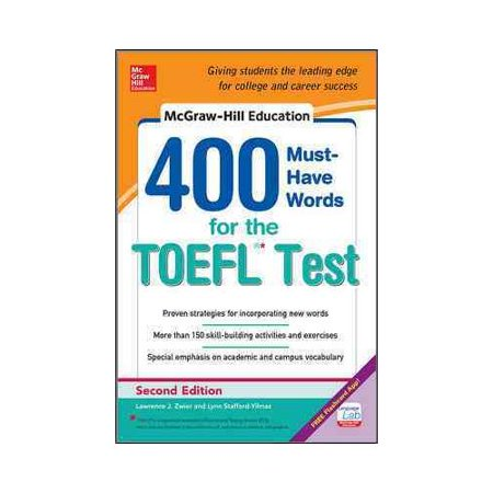 400 Must-Have Words for the TOEFL by