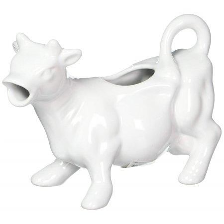 White Cow Creamer Pitcher
