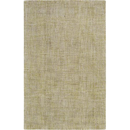 Surya Aiden Area Rug Hand Tufted Olive Green