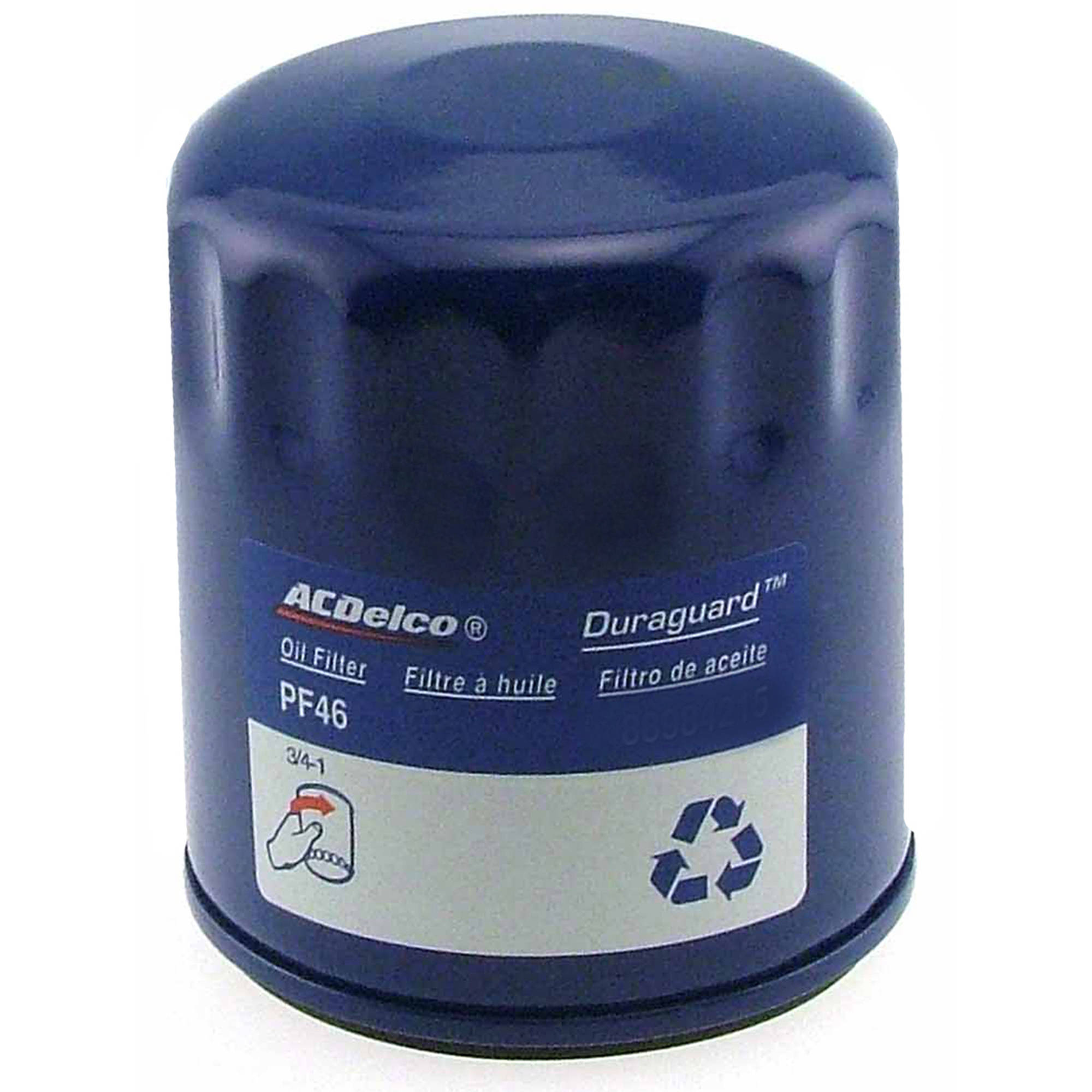 AC Delco Oil Filter, ACPPF46F, Case of 12 Filters