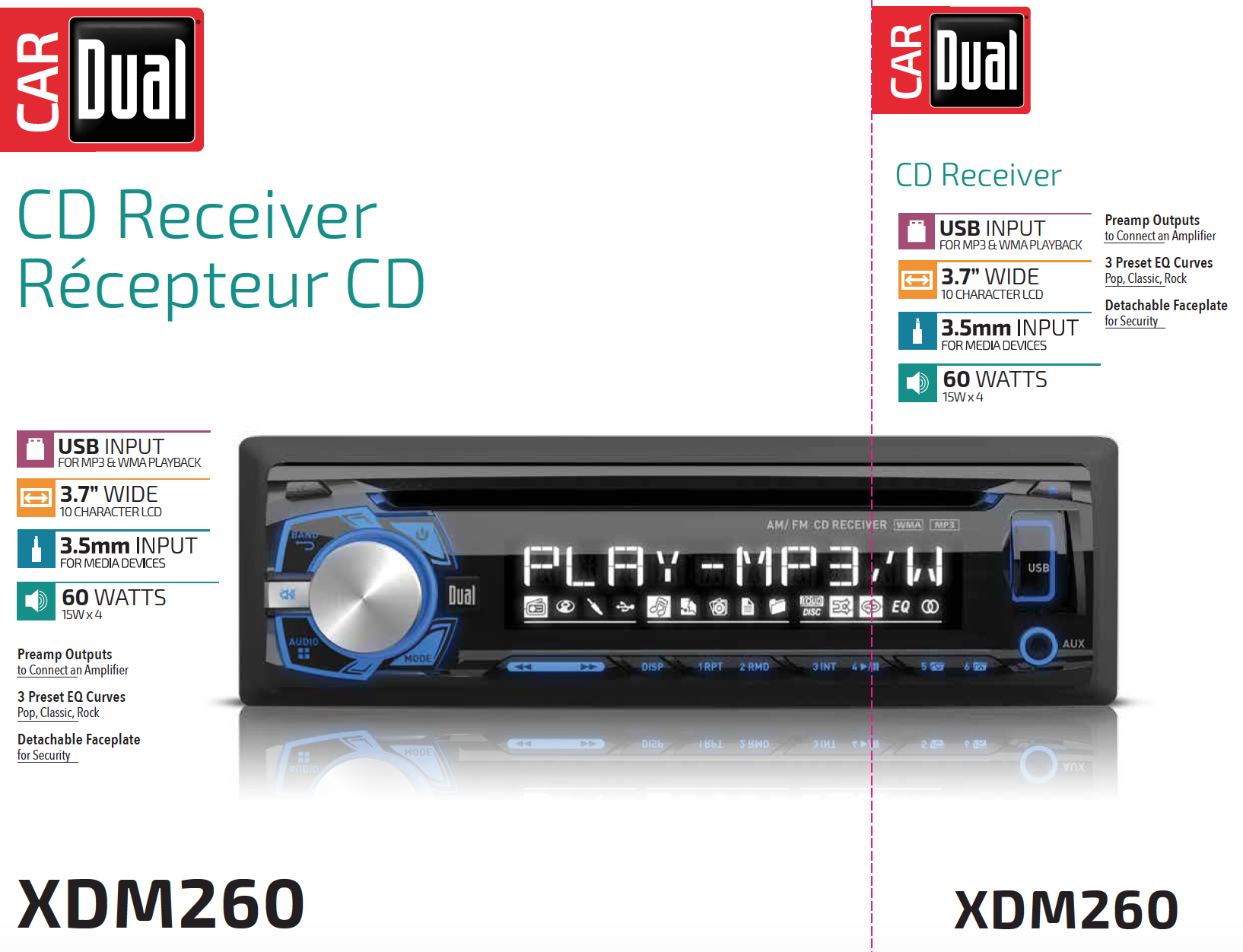 Pioneer Deh X56hd Wiring Diagram Simple Shematics 1700 Single Cd Receiver With Built In Hd Radio Mixtrax