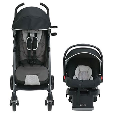 Graco Breaze Travel System Stroller with SnugRide Click ...
