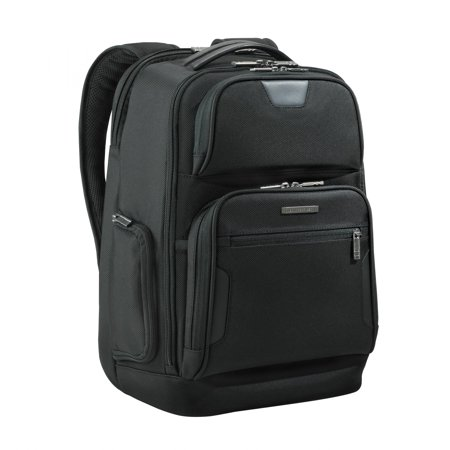 Briggs & Riley @ Work Luggage Backpack, Black, One Size Briggs Riley Garment Bags