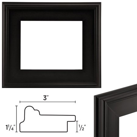 Creative Mark Plein Air Wooden Picture Frame -Single Open Frame - Size Various Colors and Sizes (Wooden Photo Frames)