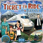 Days of Wonder Ticket to Ride: Japan and Italy Map Collection Board Game