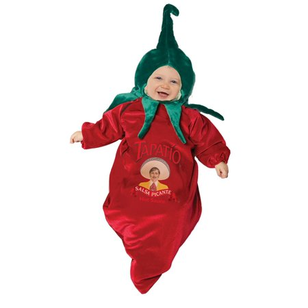 Tapatio Chili Pepper Baby Costume Bunting - Halloween Chibi