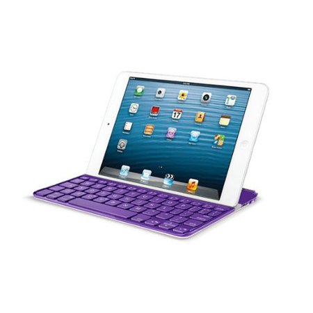 Logitech Ultrathin Keyboard Cover Purple for iPad Mini