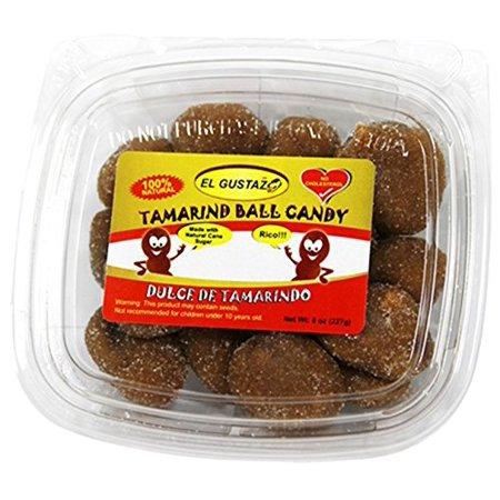Tamarind Balls. 100% natural. 8 oz