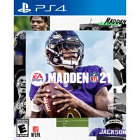 Madden NFL 21, Electronic Arts, PlayStation 4 - Walmart Exclusive Bonus