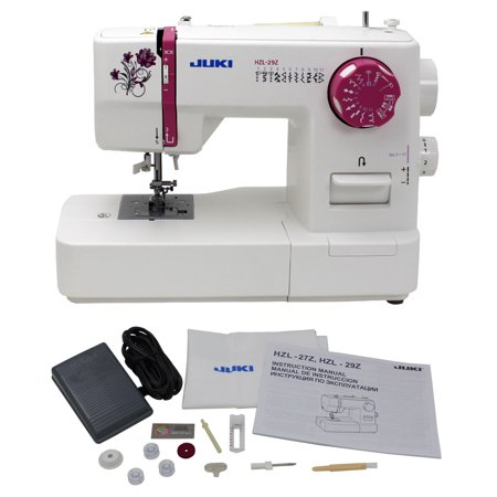Juki Sewing Machine Manuals (Juki HZL 29Z Sewing Machine)