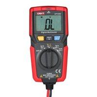 UNI-T UT125C Mini LCD Digital Multimeter DC/AC Voltage Current Meter NCV Capacitance Resistance Diode Tester Voltmeter Ammeter