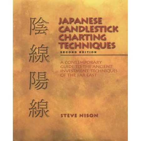 Japanese Candlestick Charting Tecniques  A Contemporary Guide To The Ancient Investment Techniques Of The Far East