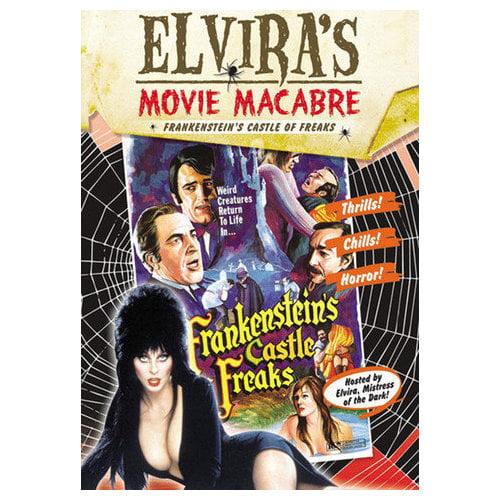 Elvira's Movie Macabre: Frankenstein's Castle of Freaks (2011)