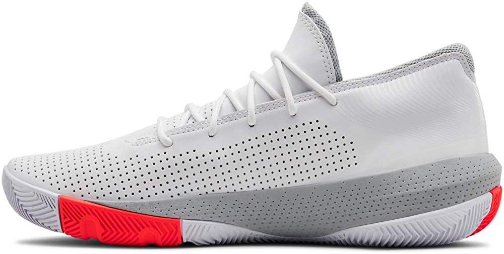 Under Armour Mens Sc 3zer0 Iii Basketball Shoes