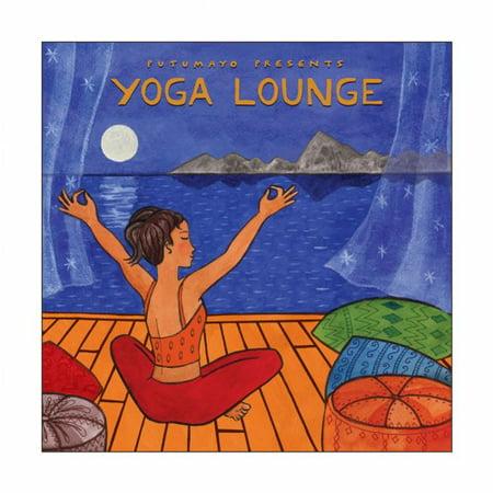 Yoga Lounge Cd