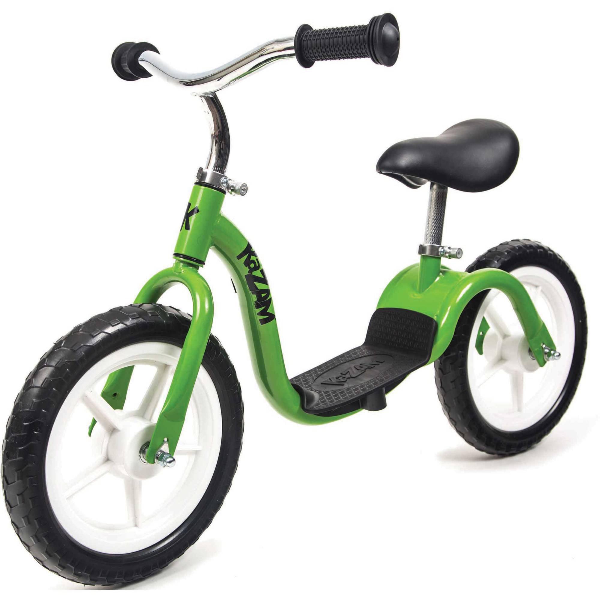 KaZAM Balance Bike, Green