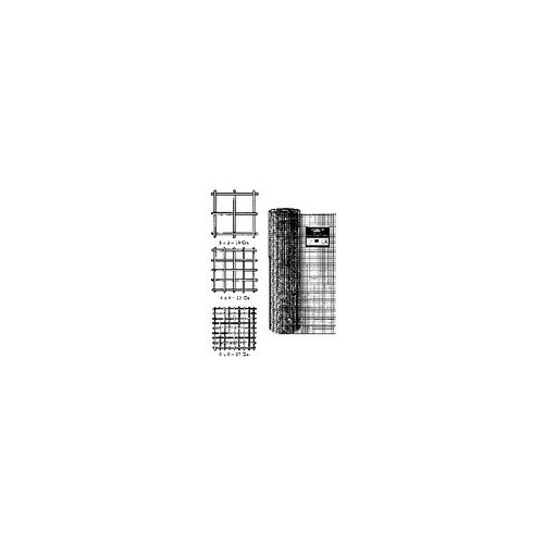 MAZEL 48 Inches X 50 Feet 8X8 Mesh Galvanized Hardware Cl...