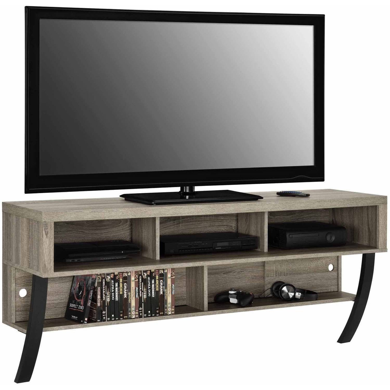 Superb Ameriwood Home Asher Wall Mounted TV Stand For TVs Up To 65 Amazing Ideas
