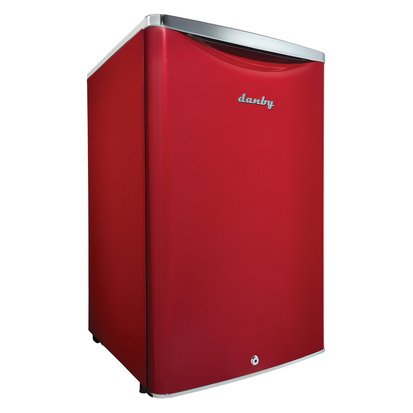 Danby Dar044a6ldb 4 4 Cu Ft Compact Refrigerator Red