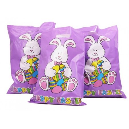 50 large happy easter purple goody bags easter goody gifts 50 large happy easter purple goody bags easter goody gifts bags party favors negle Images
