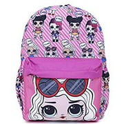 Backpack - L.O.L Surprise - All Over Print Pink New 15006
