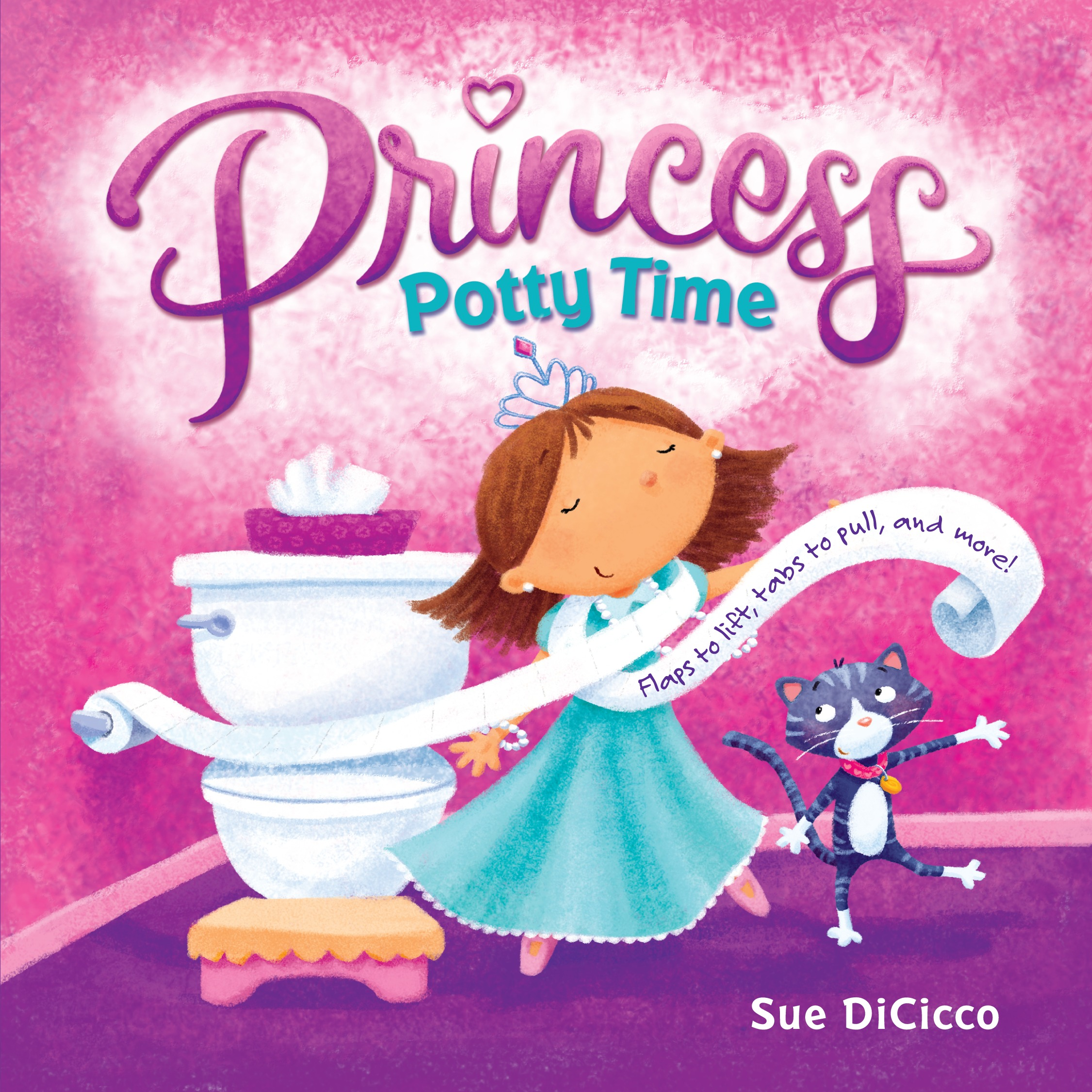 Princess Potty Time