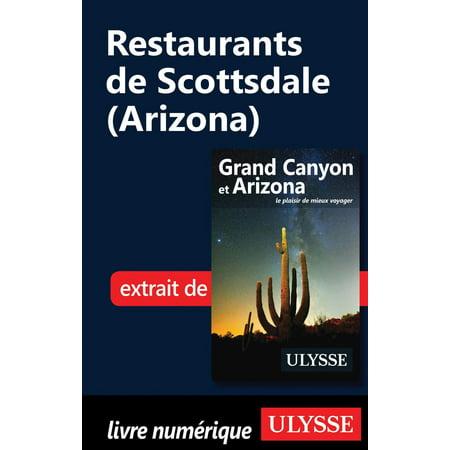 Restaurants de Scottsdale (Arizona) - eBook (Party City Scottsdale Arizona)