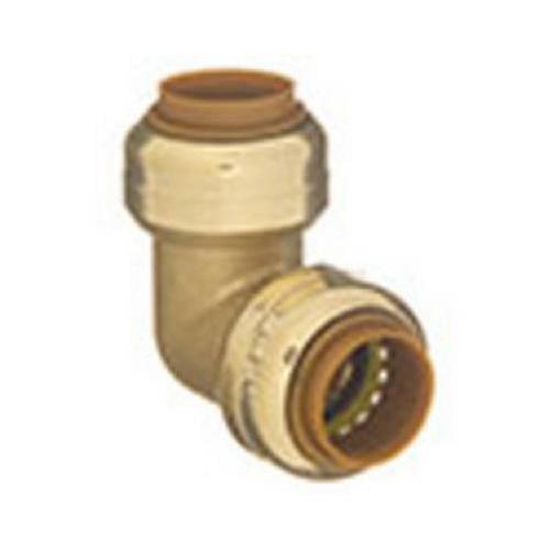 B 631-003HC 1/2-Inch Copper x 90 Degree Push On Elbow