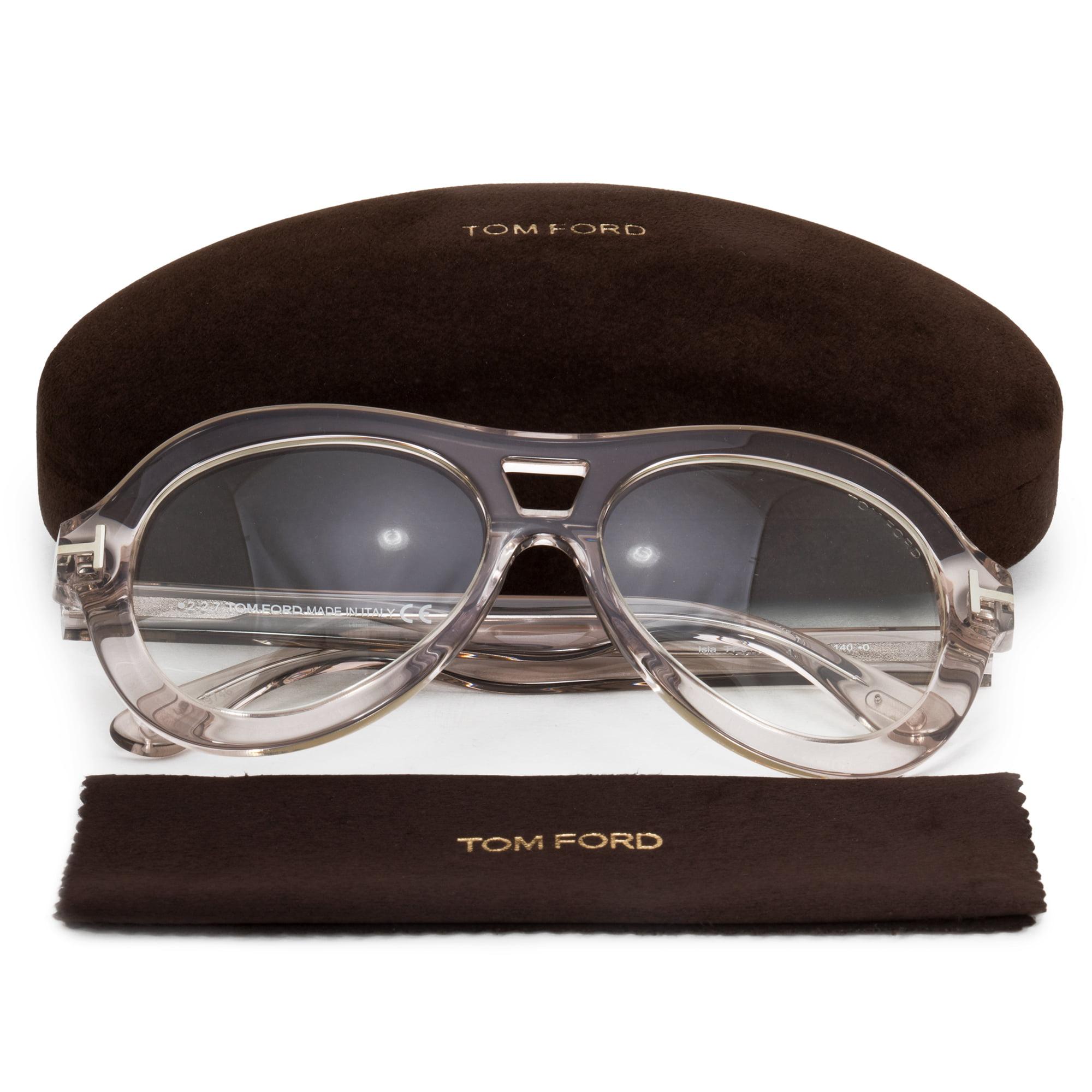 c2ec51c66424 Tom Ford - Tom Ford Isla Round Sunglasses FT0514 074 56 ...