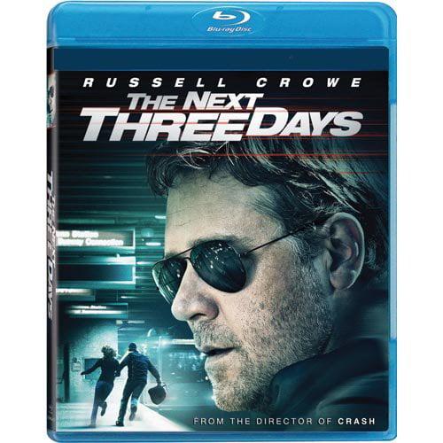 The Next Three Days (Blu-ray) (Widescreen)