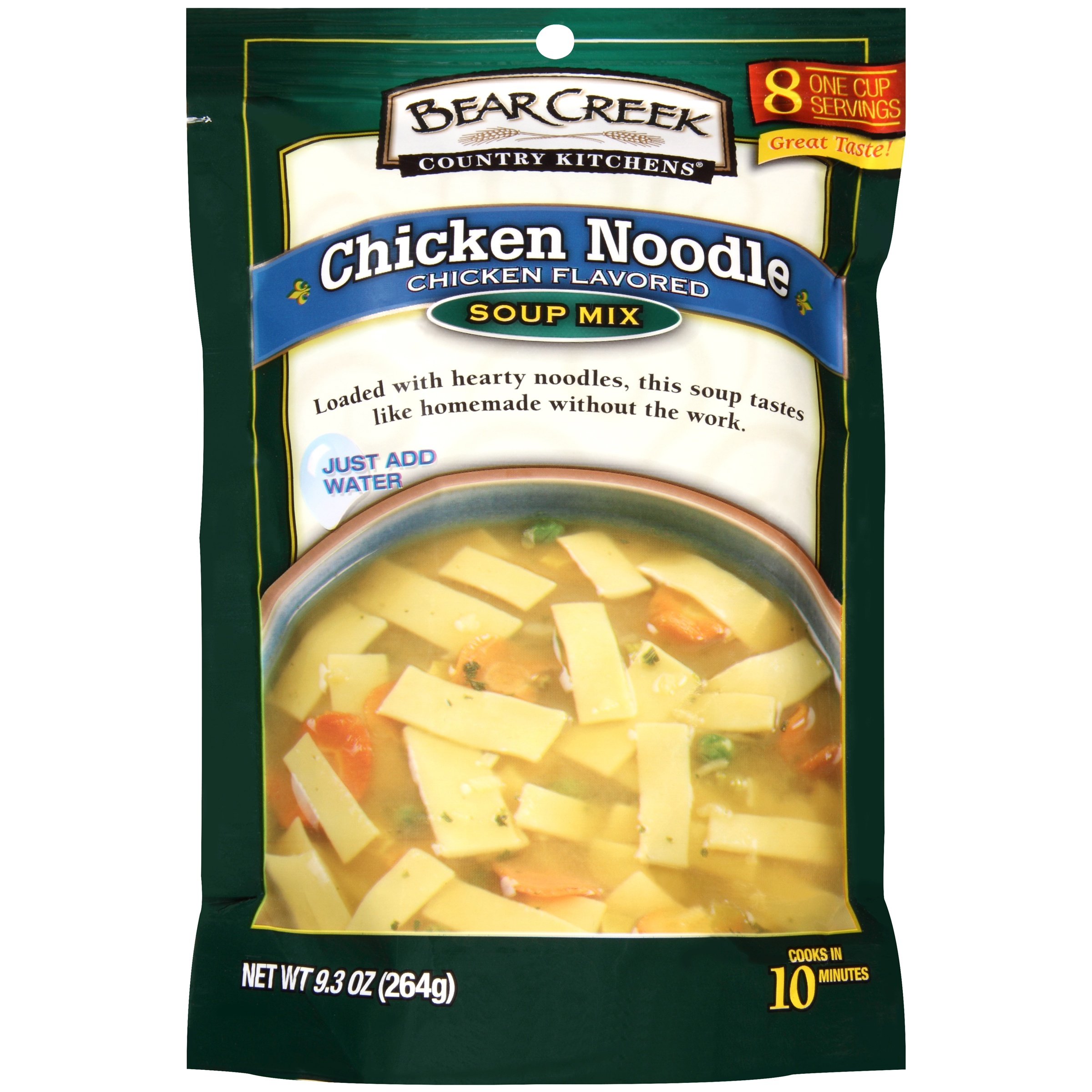 Nintendo started business back in 1887 where they originally made card - Bear Creek Country Kitchens Chicken Noodle Flavored Soup Mix 9 3 Oz Walmart Com