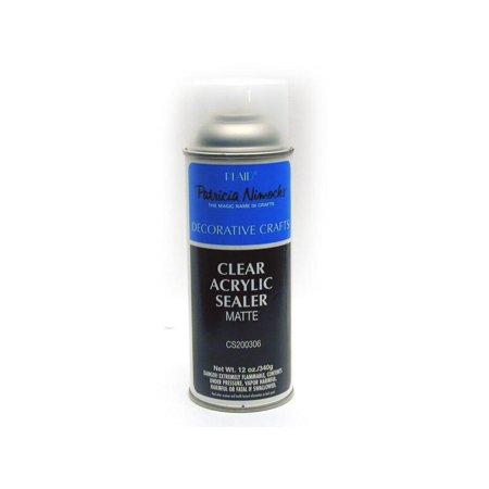 Plaid acrylic sealer matte 12oz for Craft smart acrylic paint walmart