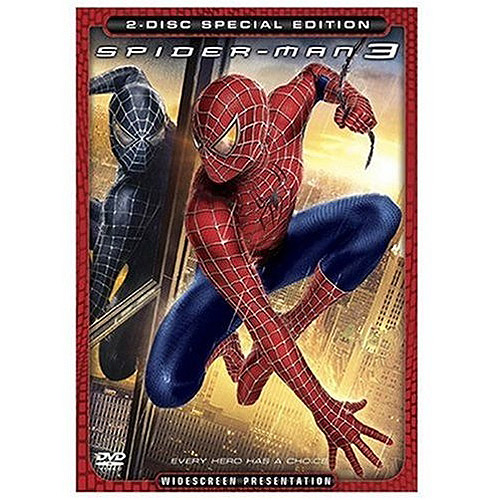 Sony Spider-man 3 Dvd Spe An Excl
