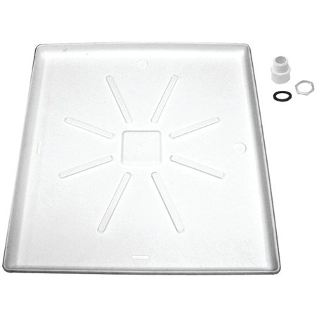 Washing Machine Tray (standard) Lambro 1780 Washing Machine Tray (Standard) This washing machine tray (standard) is a great washing machine accessories item at a reduced price under $40 you can't miss.