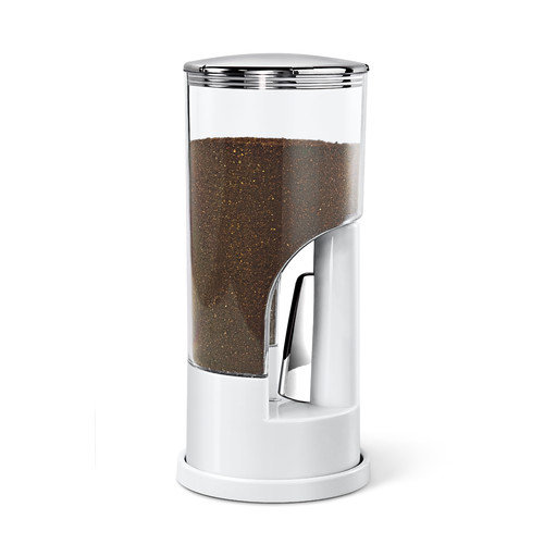 Zevro Coffee Dispenser in White
